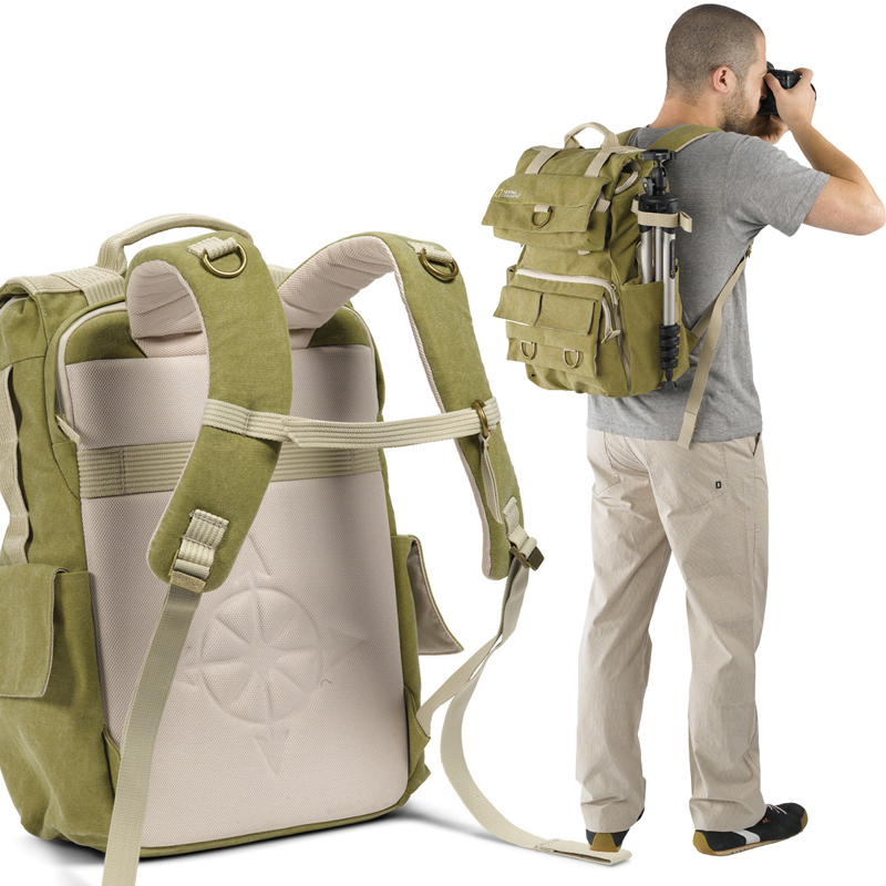 New Pattern NATIONAL GEOGRAPHIC NG 5160 Camera Bag Backpacks Video Photo Bags for  Camera Backpacks Bags national geographic ng rf 5350 camera bag digital video camera backpacks portable camera protection photography accessories bag