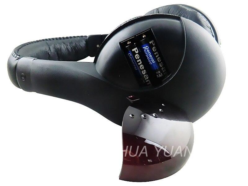 5 IN 1 HIFI bežične slušalice TV / računalo FM radio slušalice - Prijenosni audio i video - Foto 3