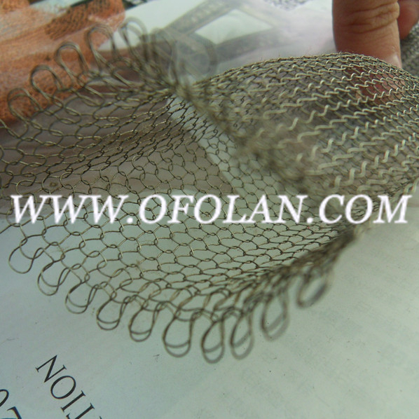 SS304 Knitted Wire Mesh,Vapor-Liquid Filter Wire Mesh sparta 300 warrior paragraph wire mesh tactical mask wire mesh mask