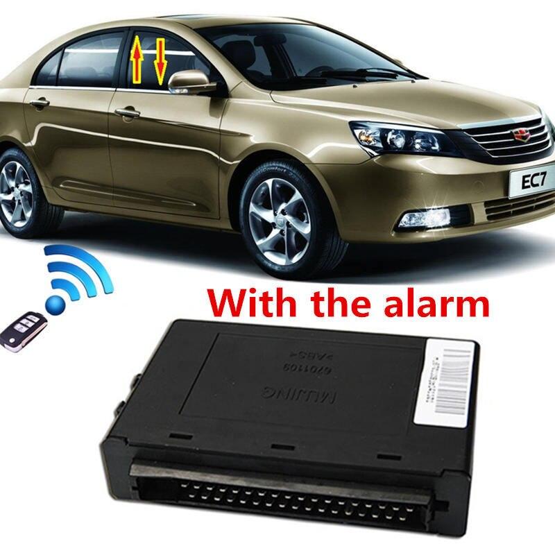 Geely Emgrand 7 EC7 EC715 EC718 Emgrand7 E7,EC7-EV,Car window controller with alarm