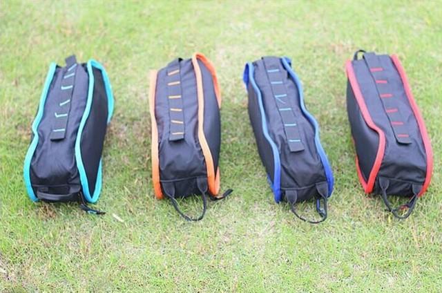 4 cores dobrável cadeiras de Acampamento Portátil Dobrável Tamborete Cadeira Max carga 145 kg