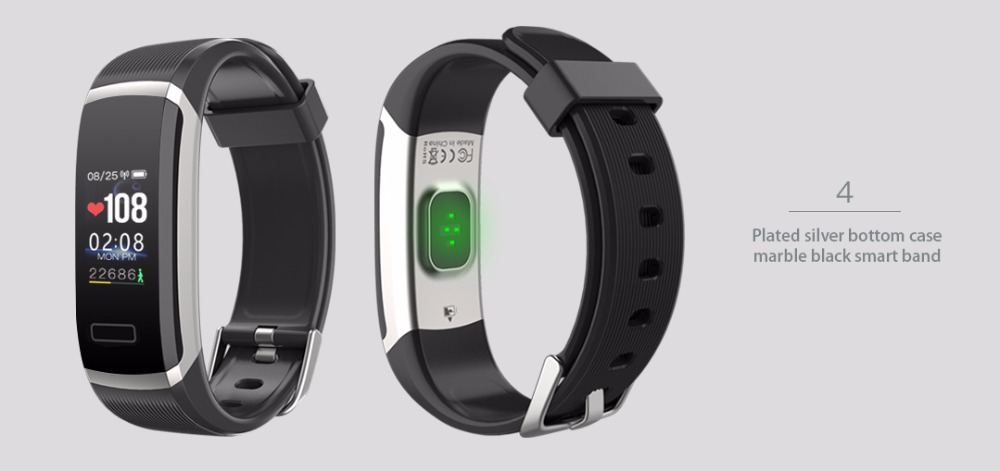 Bluetooth Smart Bracelet Waterproof Fitness Tracker
