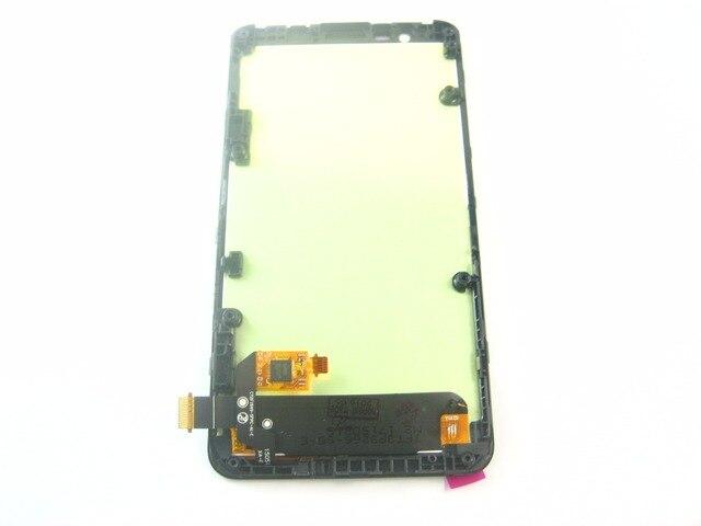 Замена Полный ЖК-Дисплей + Сенсорный Экран Digitizer + Рамка для Sony Xperia E4 Черный