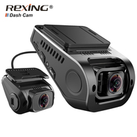 Rexing F8 Plus, 1080P+ 1080P Front Rear Dual Camera Car Dvr Dash Cam