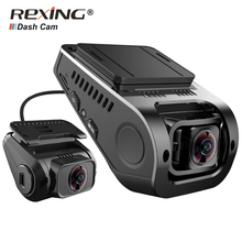 Rexing F8 Plus Car Dvr Dash Cam Front 1080P 1080P Rear Dual font b Camera b