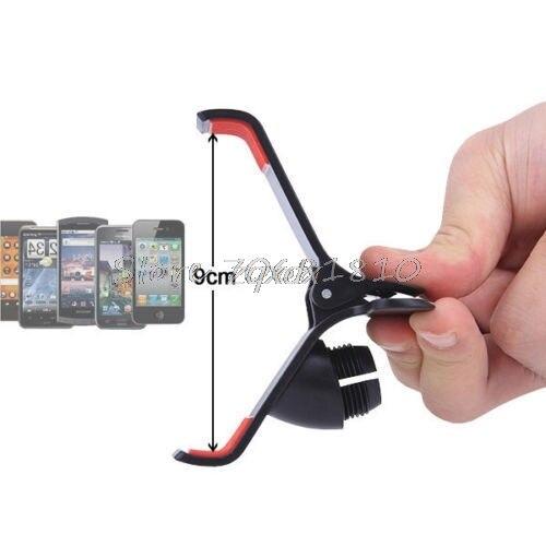 360 Derece Dönen Araba Cam Tutucu Cep Cep Telefonu GPS Sıcak - Cep Telefonu Yedek Parça ve Aksesuarları - Fotoğraf 3