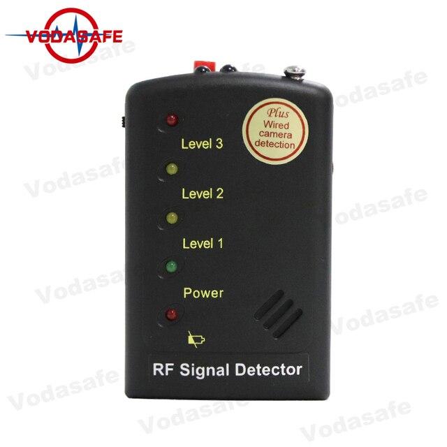 Handheld 50MHz-6GHz Hidden Camera Detector 1