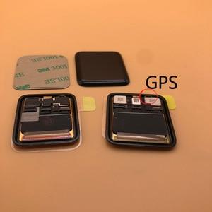 Image 4 - 新しい液晶ディスプレイ時計Series1 2 3シリーズ4 5 38メートル40 42 44液晶タッチスクリーンタッチスクリーンデジタイザpantalla交換携帯gps