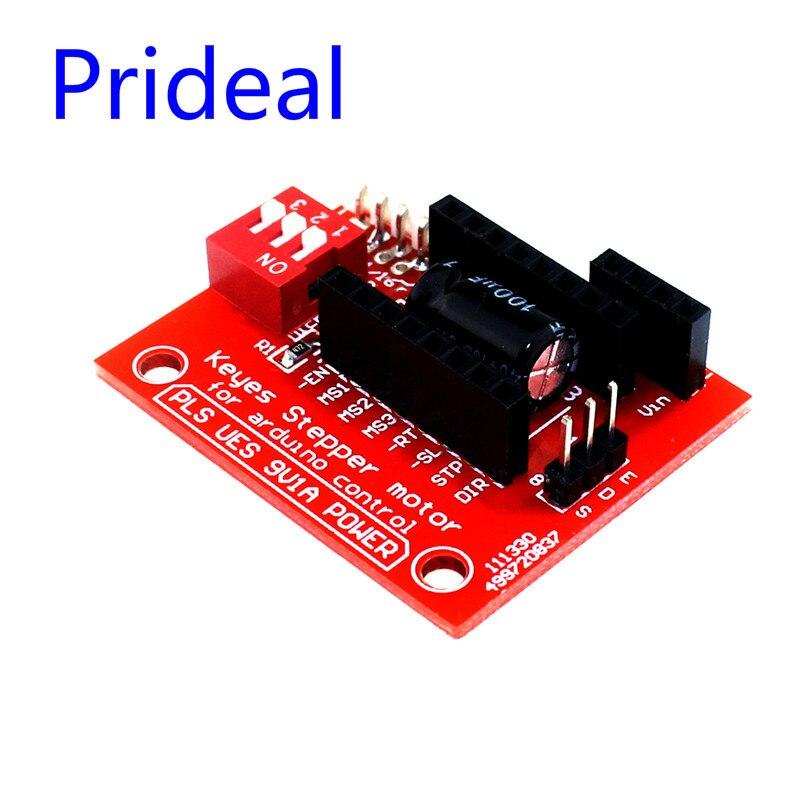3D Printer parts A4988//8825 External stepper motor driver board panel additional