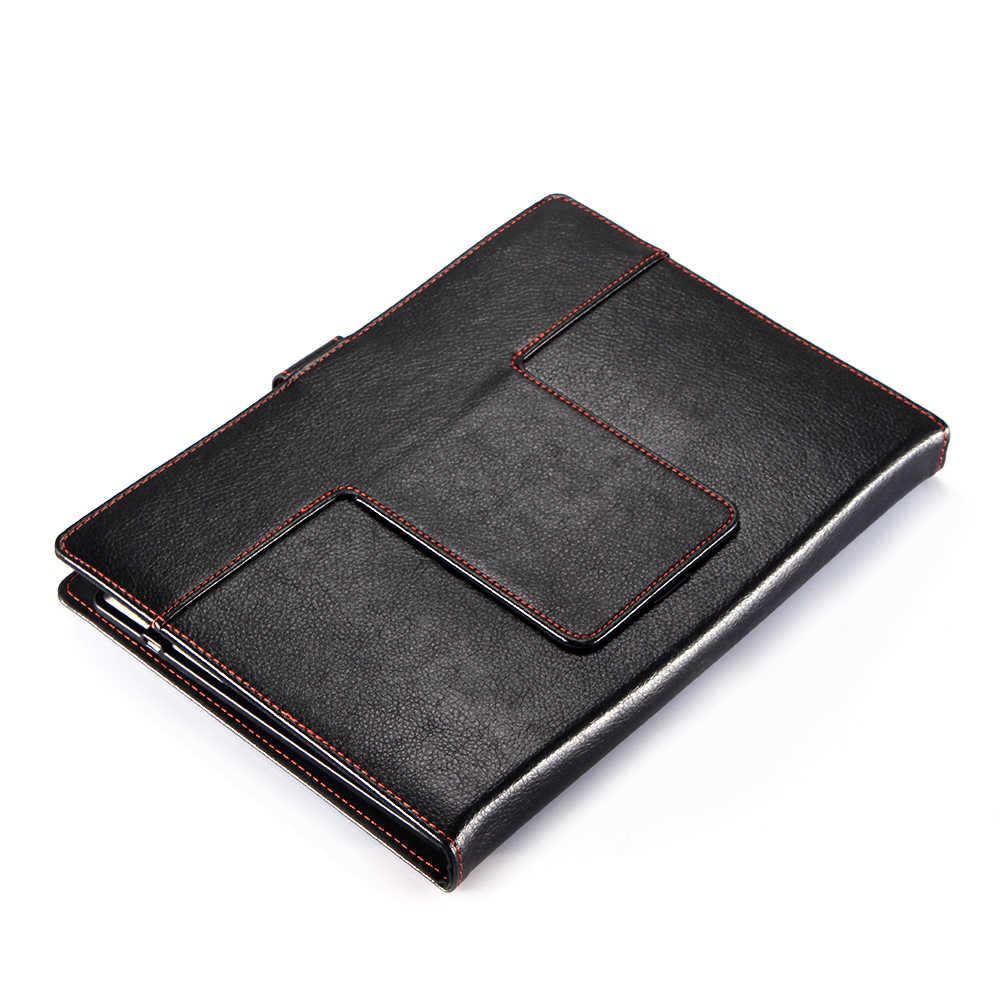 9 ''10 дюймов Универсальный Bluetooth клавиатура чехол для ASUS Lenovo Huawei Tablet Флип Беспроводной клавиатура кожаный чехол + подставка для ручек