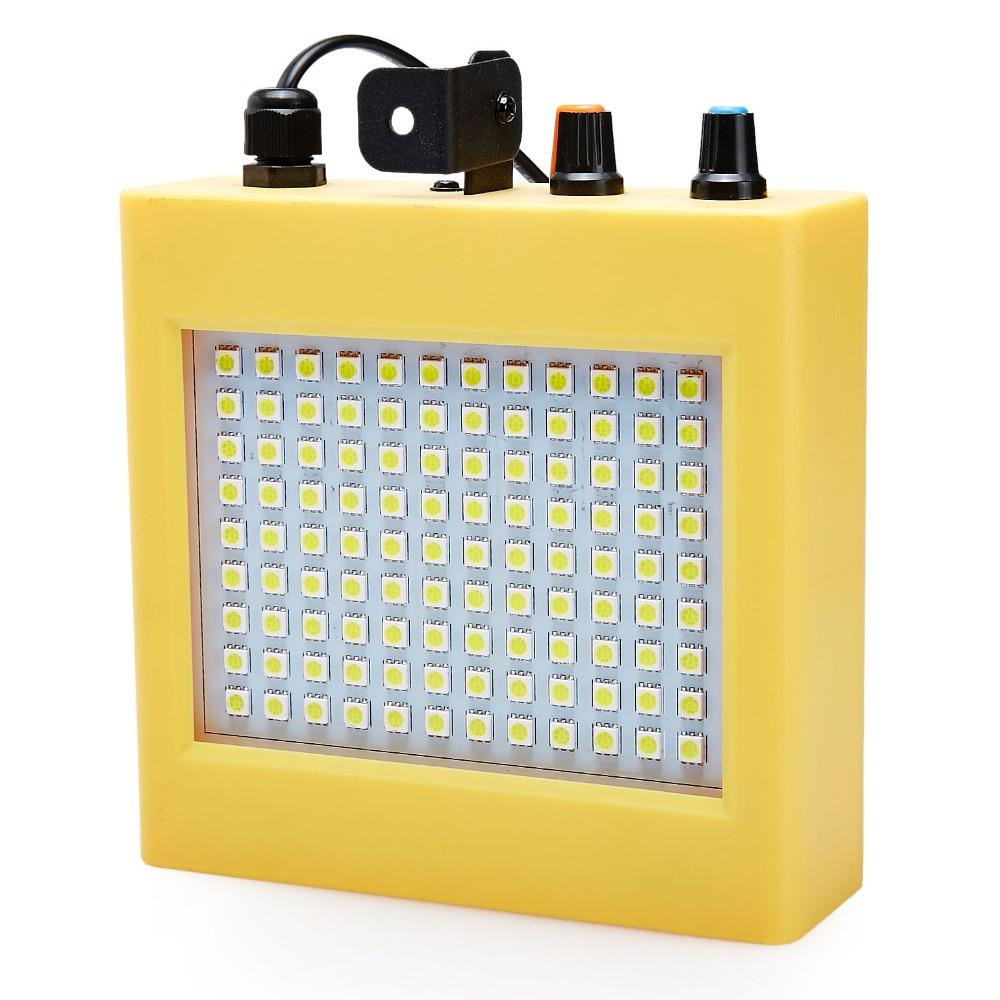 Mini contrôle sonore Sound 108RGB LED Disco Party DJ Bar Lumière - Éclairage commercial - Photo 5