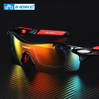 Cycling Glasses Men Women Polarized Bike Eyewear Bicycle Goggles Outdoor Sports Bicycle Sunglasses Goggles 5 Groups