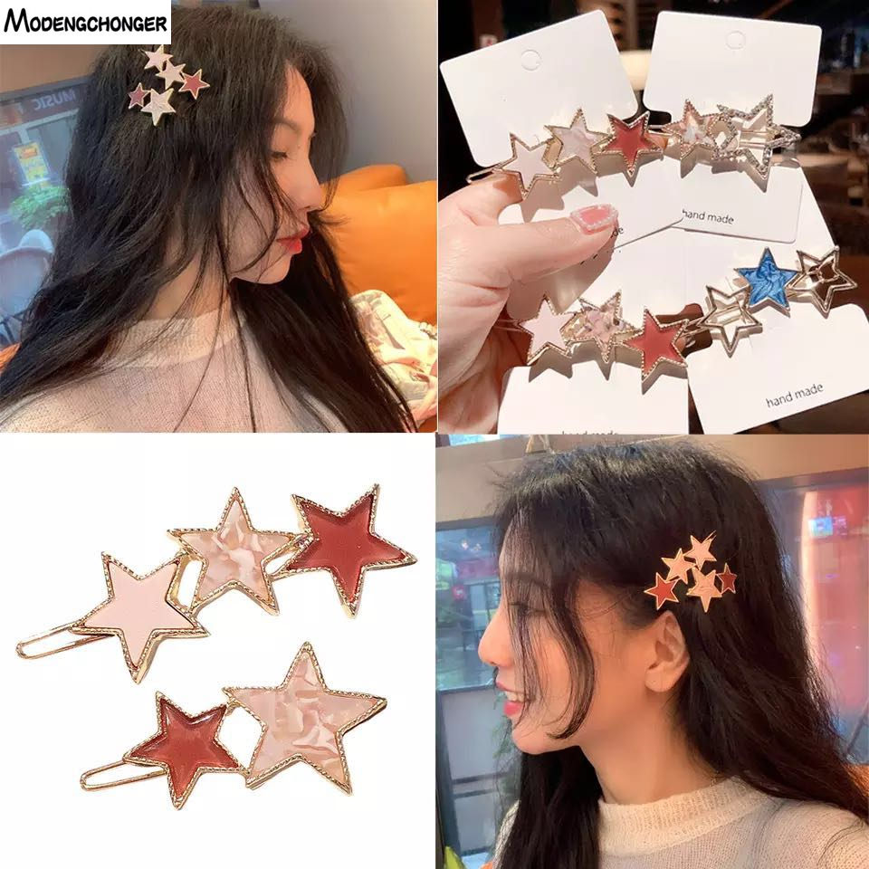 Hot Sell Fashion Women Hair Clip Geometry Alloy Rhineston Headwear Girls Hairpins Barrette Bangs Clip Hairgrips Hair Accessories