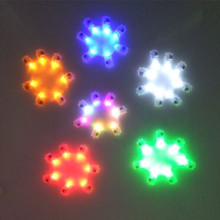 AJP 100pcs/lot LED Lamps  led Lights for Paper Lanterns Balloons Wedding Birthday Party supplies Marriage room decoration