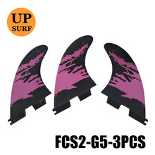 Surf Board fin FCS2 Fins G5 Surfing in Free Shipping