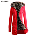 2016 New Winter Women Jacket Down Coat Hooded Tops Women's Fashion Casual Jacket Long Section Warm Luxurious Plus velvet Coat