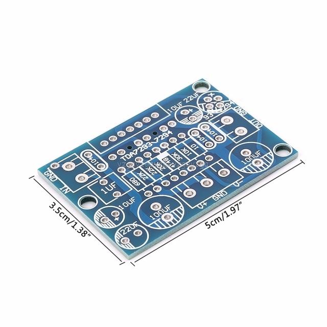 TDA7293/TDA7294 Mono Channel Amplifier Board Circuit PCB Bare Board 5