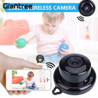Giantree 360 Degrees 1080P Full HD WIFI IP Camera Baby Monitor Camcorder Durable Indoor Surveillance Camera