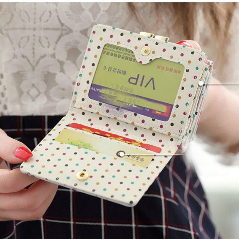 titular do cartão carteira feminina Color : White/blue/green/gray/purple