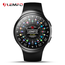 LES2 Android 5.1 Wrist Smart Watch MTK6580 Hear Rate Fitness Tracker GPS WIFI SIM 1G+16G Bluetooth Smartwatch reloj inteligente