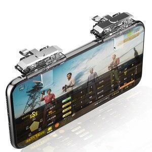 X10 Mobile Game Fire Button Aim Key joys