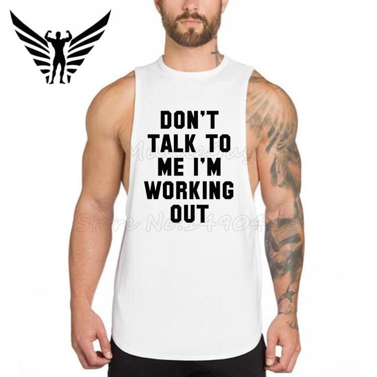 Muscleguys Brand 2017 font b Fitness b font Men Bodybuilding Tank Tops Sleeveless Gyms Clothing Singlet