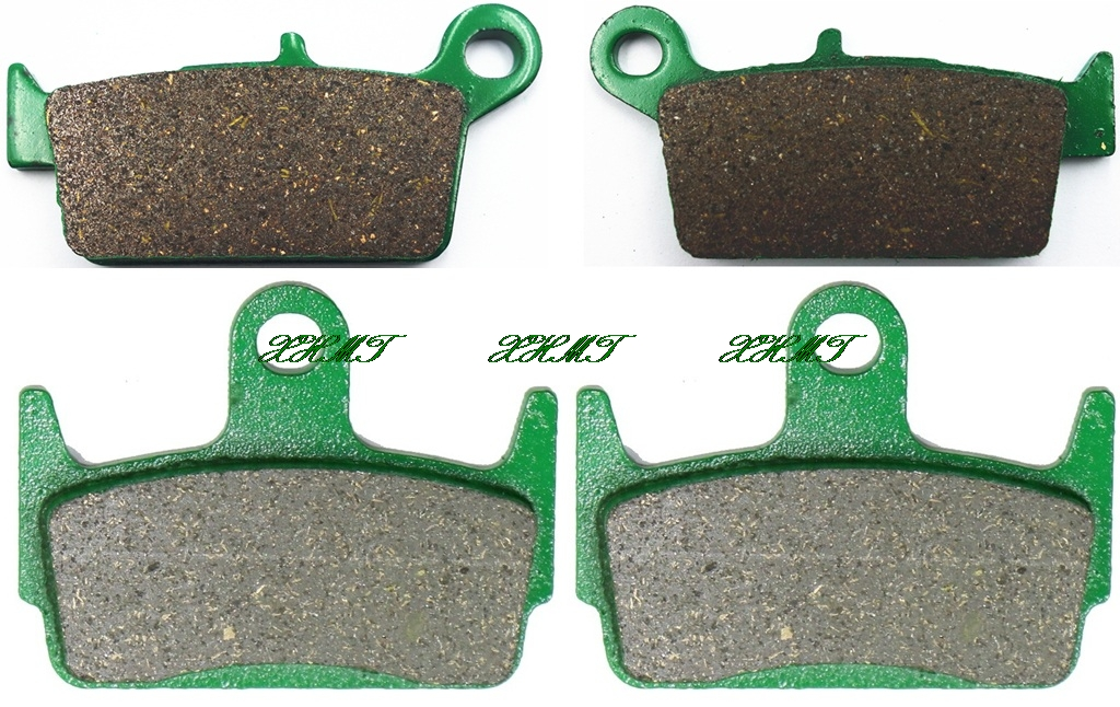 Disc Brake Pads Set For Kymco Sniper 50 Dd 1994 1995 1996