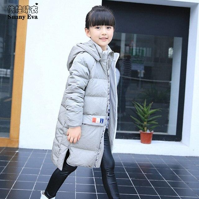 US $52.29  Soleggiato eva piumino cappotto di inverno per le ragazze ragazzi parka cappotto winters boy bambino bambini giù cappotti e giacche per