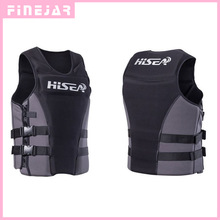 HISEA Adult Profession Surfing Motorboat Fishing Life Vest Kids Life Jacket Men Women Swim Buoyancy Life Vest Floating Clothing