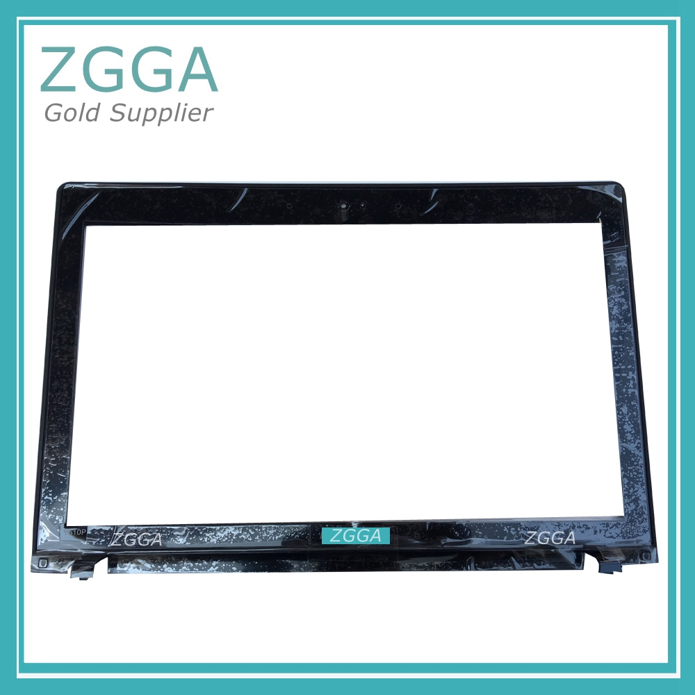 Genuine NEW Original For <font><b>Lenovo</b></font> IdeaPad Laptop <font><b>Y500</b></font> Y510P LCD Front Bezel Screen Frame Cover 15.6