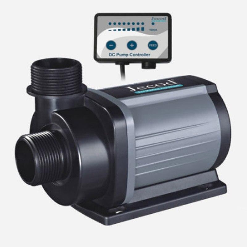 Jebao Jecod série DCS pompe à eau débit Variable DC aquarium pompe submerge pompe Marine eau douce contrôlable pompe réservoir de poissons