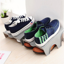 Modern Thick Double Shoe Racks Cleaning Storage Shoes Rack Living Room Convenient Shoebox Shoes Organizer Stand Shelf
