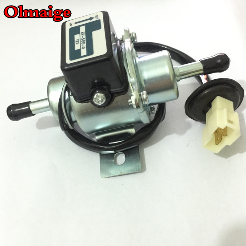High quality 12V EP-500-0 035000-0460 diesel gasoline pertrol case universal car fuel pump цена