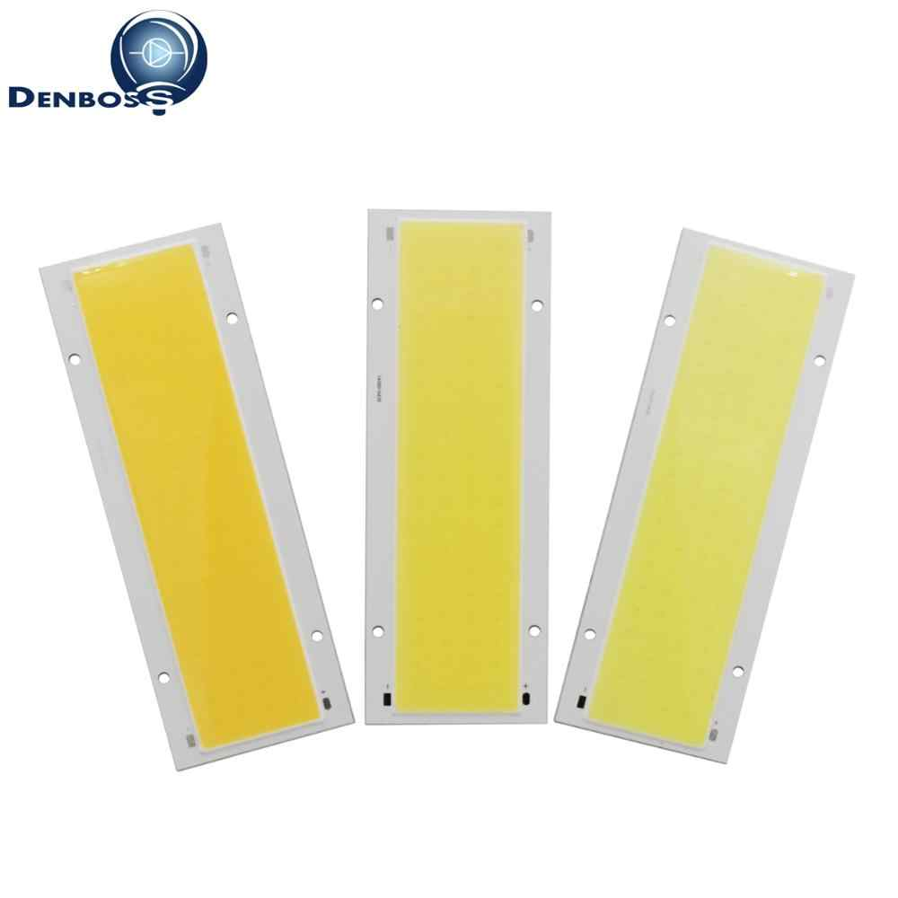 Neue jahr große förderung MIX DC 12V 2w-200w led cob streifen lampe licht emittierende diode bunte cob für led-lampe cob led streifen chip