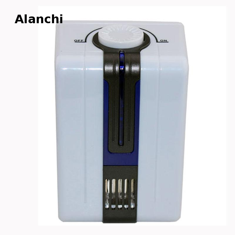 1pc Ionizer Air Purifier For Home Negative Ion Generator 9 Million Ac220v Remove Formaldehyde Smoke Dust Purification Pm2.5 ionizer air purifier for home negative ion generator 12 million air cleaner 220v remove formaldehyde smoke dust purification
