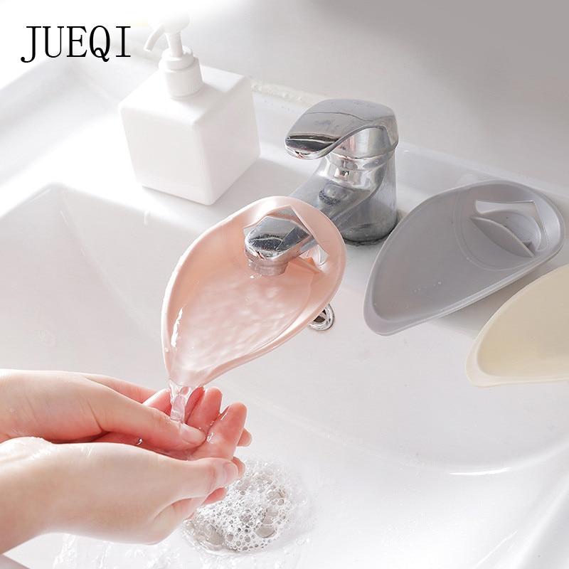 Extension Tap For Bathroom Faucet Extender Tap Extender Children Cable Extensor Faucet Basin Kitchen Bathroom Accessories