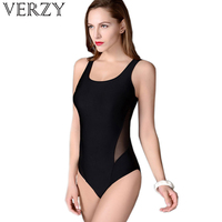 Retro Bodysuit New One Piece Swimsuit Women Plus Size Swimwear Vintage Backless Bathing Suits Beachwear Padded