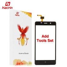 Hacrin leagoo M5 Сенсорный экран + Инструменты комплект 100% новое дигитайзер Панель сборки замена аксессуар для leagoo M5 мобильного телефона