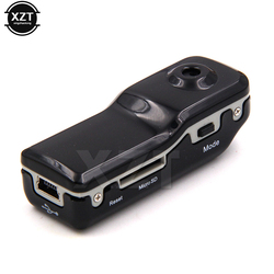 MD80 Mini DV DVR Sports Camera 720 * Cartão de 480g TF Suporte para Câmera Vedio Registro 8 com Holder clip