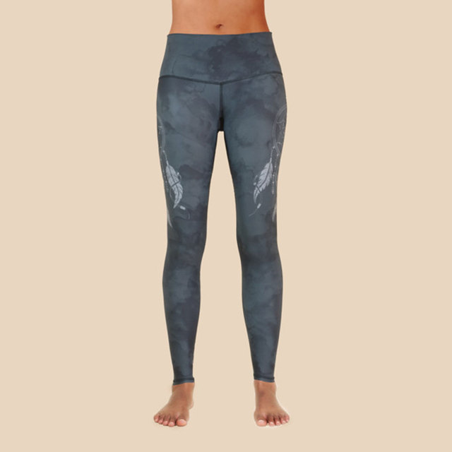 Hot Sales Fashion Print Sporting Leggings Workout Women Skinny Yogaing Pants Fitness Legging 6 Styles Workout Clothes For Women