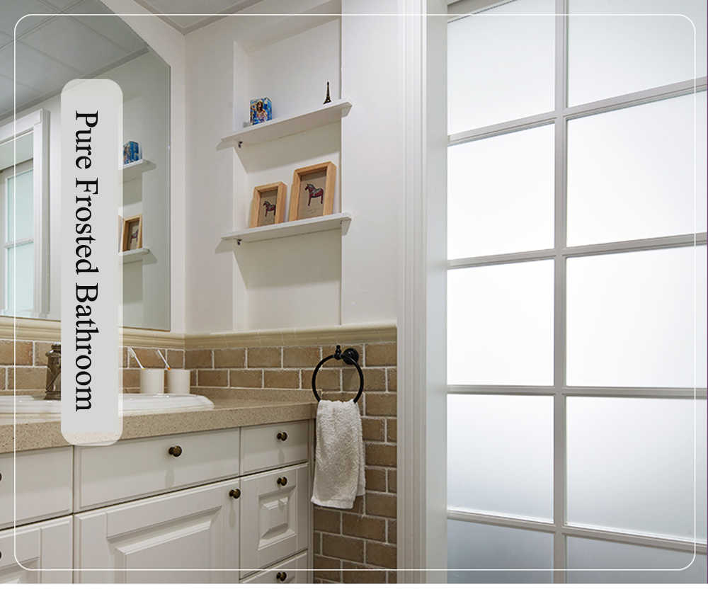 decorative windows for bathrooms.htm frosted window film no glue self adhesive vinyl static cling  film no glue self adhesive vinyl