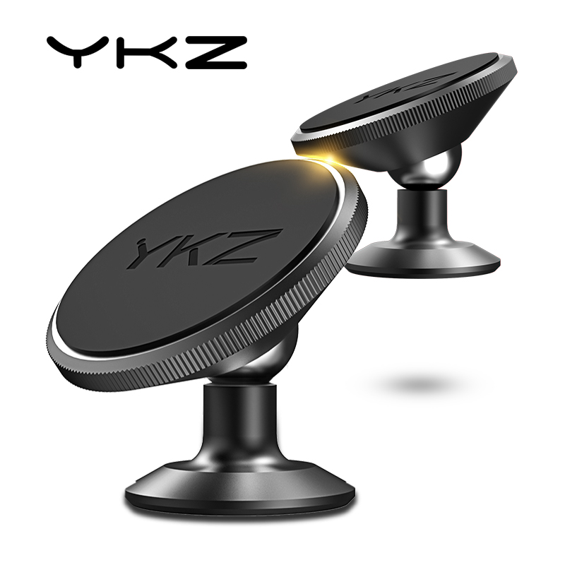 YKZ Mobile Phone holder Magnetic Holder for Smartphone air Vent Car Phone Holder Universal Adjustable Car Holder Dashboard Y20