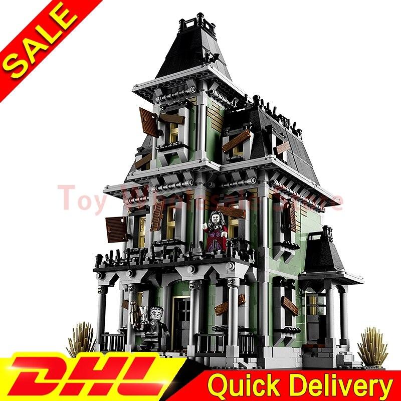 LEPIN 16007 2141Pcs Monster fighter The haunted house Model set Building Kits Model lepins Toys Clone 10228 куплю москвич 2141 в костроме