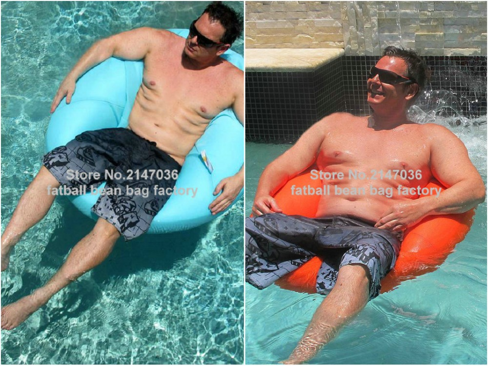 FAT MAN Big Size Bean Bag Floating Furniture On Water