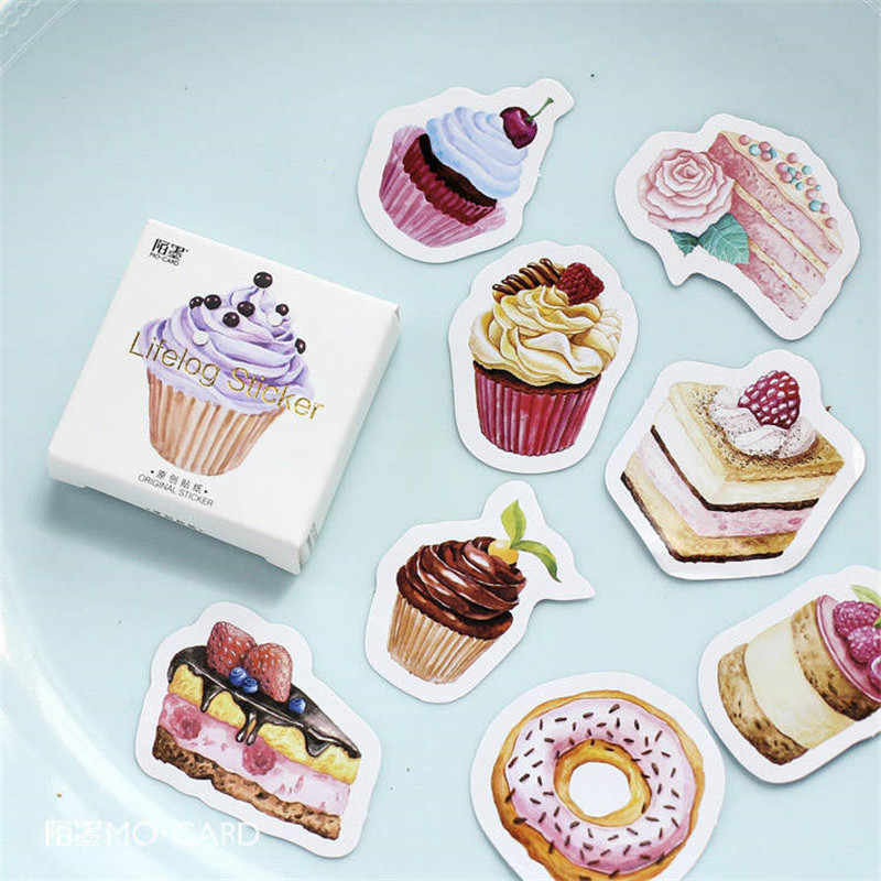 Travel Birthday, building mini Art Scrapbooking Label Stickers Stationery Memo Photo Album Decor Label Paper Stickers Supplies