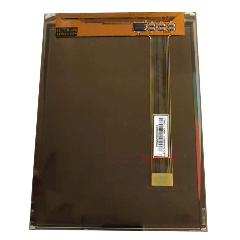 Original 6 Inch ED060SCG 800*600 For PocketBook 614 PB614-Y-RU PocketBook 614W E-book Reader Lcd Display Replacement