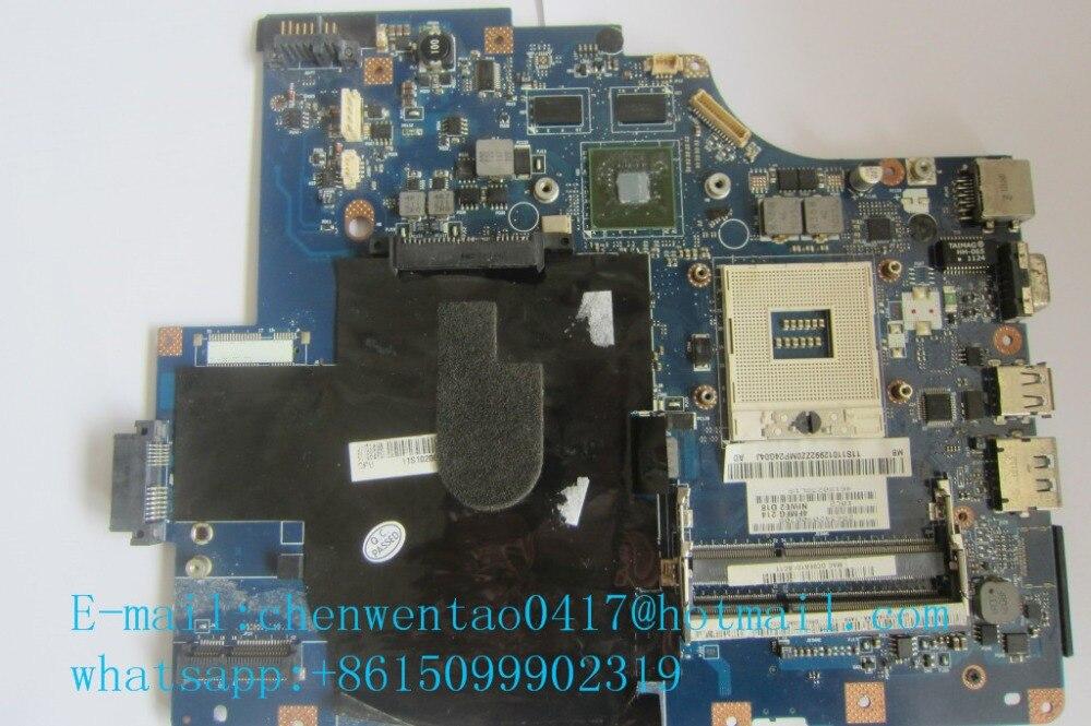ФОТО G560 Z560  non-integrated motherboard for lenovo ideapad laptop G560 Z560 LA-5752P