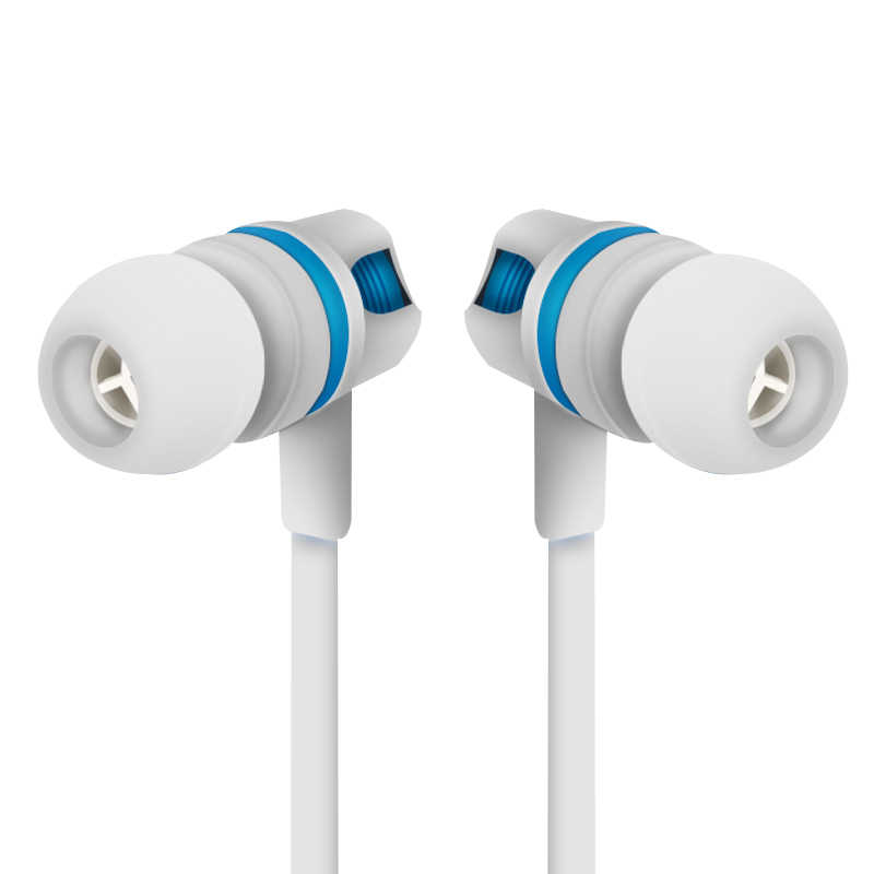 العلامة التجارية في الأذن سماعة سدادة الأذن ستيريو باس سماعات الأذن مع الميكروفون سماعات ل فون Xiaomi الهواتف المحمولة pc سماعة الألعاب