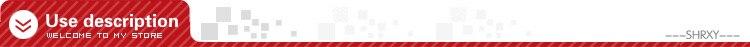 Shrxy atualizado pro pinpointer ajustável estático à