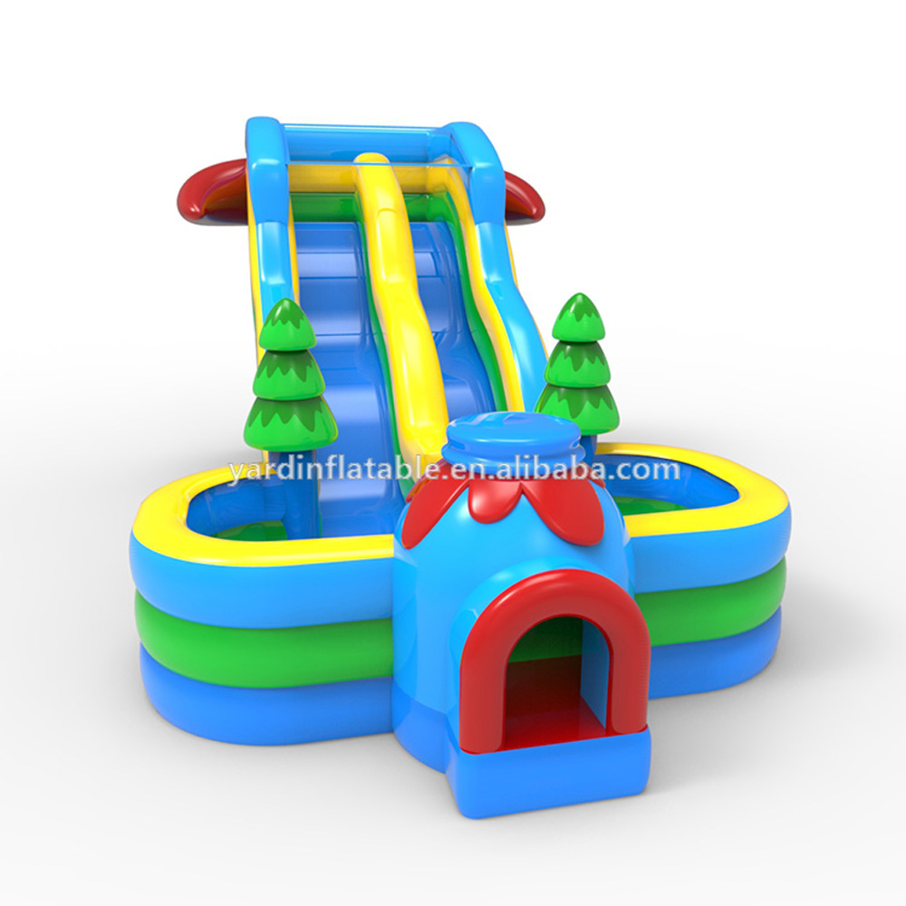 Inflatable Water Slide With Price: Cheap Prices En14960 Certificated Commercial Inflatable